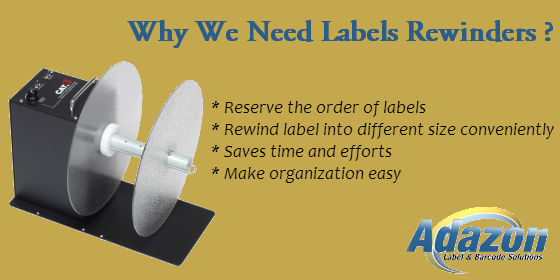 Labels Rewinders